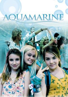 Aquamarine movie poster (2006) poster MOV_3c0a9129