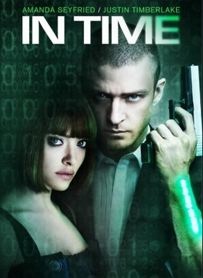 In Time movie poster (2011) poster MOV_3c0b3515