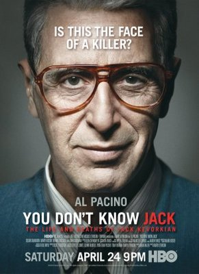 You Don't Know Jack movie poster (2010) poster MOV_3c0c0a78