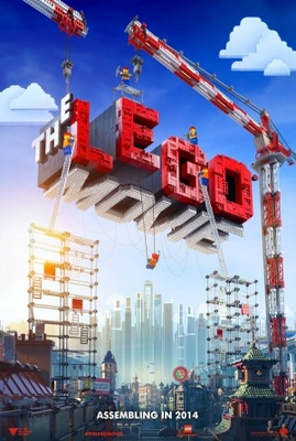 The Lego Movie movie poster (2014) poster MOV_3c1395bc