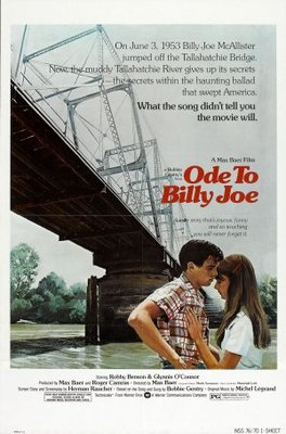 Ode to Billy Joe movie poster (1976) poster MOV_3c1ad933