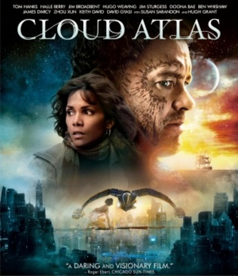 Cloud Atlas movie poster (2012) poster MOV_3c25376c