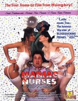 Maniac Nurses movie poster (1990) picture MOV_3c2827ee