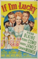 If I'm Lucky movie poster (1946) picture MOV_3c2a6dbd