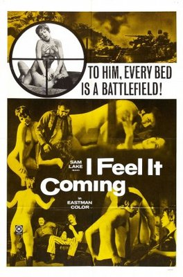 I Feel It Coming movie poster (1969) poster MOV_3c2e8a40