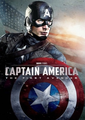 Captain America: The First Avenger movie poster (2011) poster MOV_3c32113d