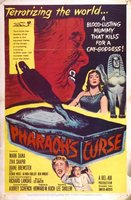 Pharaoh's Curse movie poster (1957) picture MOV_3c34b2ae