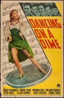 Dancing on a Dime movie poster (1940) picture MOV_3c34daa9