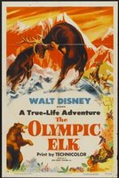 The Olympic Elk movie poster (1952) picture MOV_3c34eb52