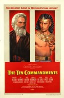 The Ten Commandments movie poster (1956) picture MOV_3c35fcb5