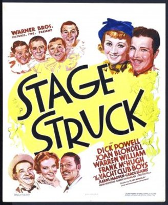 Stage Struck movie poster (1936) poster MOV_3c49a85f
