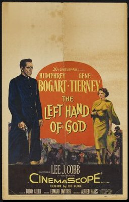 The Left Hand of God movie poster (1955) poster MOV_3c4c664b