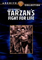 Tarzan's Fight for Life movie poster (1958) picture MOV_3c5b0d3f