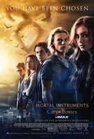 The Mortal Instruments: City of Bones movie poster (2013) picture MOV_3c5fb06b