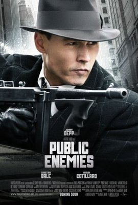Public Enemies movie poster (2009) poster MOV_3c66e6bb