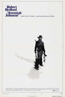 Jeremiah Johnson movie poster (1972) poster MOV_3c68e0ac