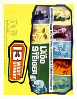 13 West Street movie poster (1962) picture MOV_3c75957b