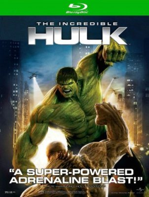 The Incredible Hulk movie poster (2008) poster MOV_3c75d1f8