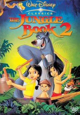 The Jungle Book 2 movie poster (2003) poster MOV_3c77aac8