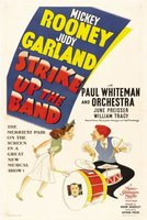 Strike Up the Band movie poster (1940) picture MOV_3c79061a