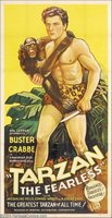 Tarzan the Fearless movie poster (1933) picture MOV_3c7a040c