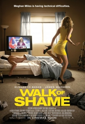 Walk of Shame movie poster (2014) poster MOV_3c7ecf36