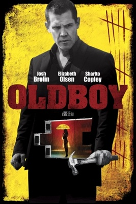 Oldboy movie poster (2013) poster MOV_3c816496