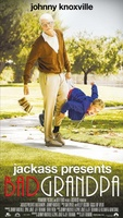 Jackass Presents: Bad Grandpa movie poster (2013) picture MOV_3c86deff