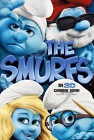 The Smurfs movie poster (2011) picture MOV_3c89dfb3
