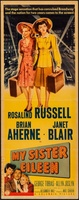 My Sister Eileen movie poster (1942) picture MOV_3c8a819f