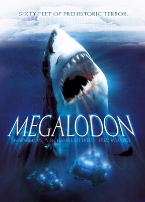 Megalodon movie poster (2004) poster MOV_3c8f7763