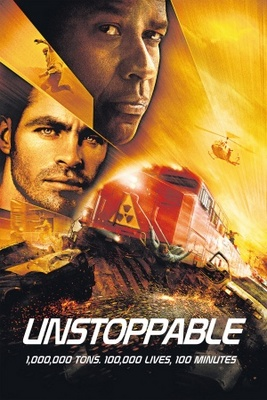 Unstoppable movie poster (2010) poster MOV_3c9172ac