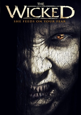 The Wicked movie poster (2012) poster MOV_3c9318dc