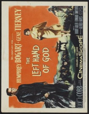 The Left Hand of God movie poster (1955) poster MOV_3c945262