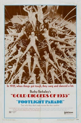 Gold Diggers of 1933 movie poster (1933) poster MOV_3c94a3d1