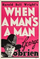 When a Man's a Man movie poster (1935) picture MOV_3c9e2131