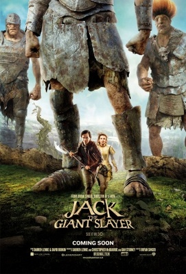 Jack the Giant Slayer movie poster (2013) poster MOV_3ca5d032