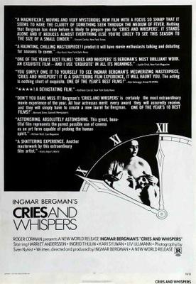 Viskningar och rop movie poster (1972) poster MOV_3ca64054