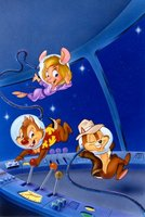 Chip 'n Dale Rescue Rangers movie poster (1989) picture MOV_3cb20a79