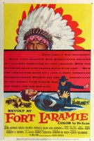 Revolt at Fort Laramie movie poster (1957) picture MOV_3cb7a373