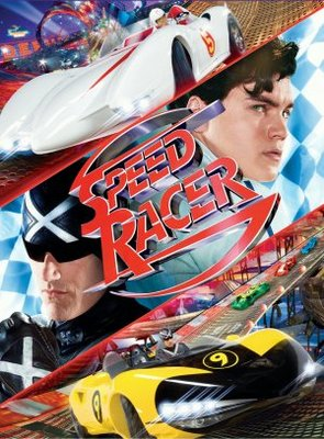 Speed Racer movie poster (2008) poster MOV_3cbaccec