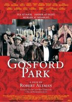 Gosford Park movie poster (2001) picture MOV_3cbb5360