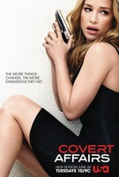 Covert Affairs movie poster (2010) picture MOV_3cbcd458