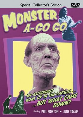 Monster A Go-Go movie poster (1965) poster MOV_3cbe3589