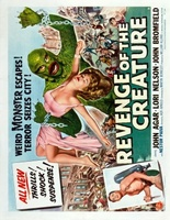 Revenge of the Creature movie poster (1955) picture MOV_ead40893