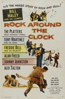 Rock Around the Clock movie poster (1956) picture MOV_3cc6aa3b