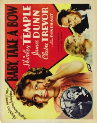 Baby Take a Bow movie poster (1934) poster MOV_3cd497fe