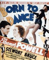 Born to Dance movie poster (1936) picture MOV_3ce3a82c
