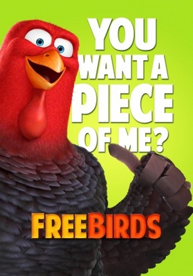 Free Birds movie poster (2013) poster MOV_3ce62656