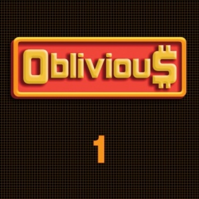 Oblivious movie poster (2001) poster MOV_3ced36ab